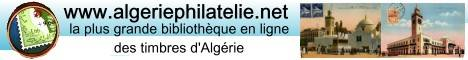 Algerie Philatelie