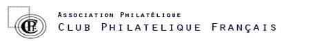 Club Philatélique Français Le CPF est une association, fondée en 1928, atypique. pas de circulations, pas de nouveautés, uniquement des conférences. Chaque deuxième mardi , sauf en août, une conférence différente, par un membre du CPF. Les sujets les plus variés sont abordés. Les réunions ont lieu à l'hôtel Bedford, 17 rue de l'Arcade à Paris 8ème, à 19 h 30. Venez, vous pouvez assister à une réunion sans payer de cotisation.