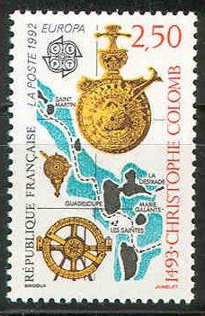 en mai 1992 le timbre fran ais de la s rie europa est mis. Black Bedroom Furniture Sets. Home Design Ideas