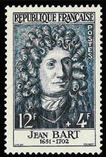 France : Jean BART (1651-1650)